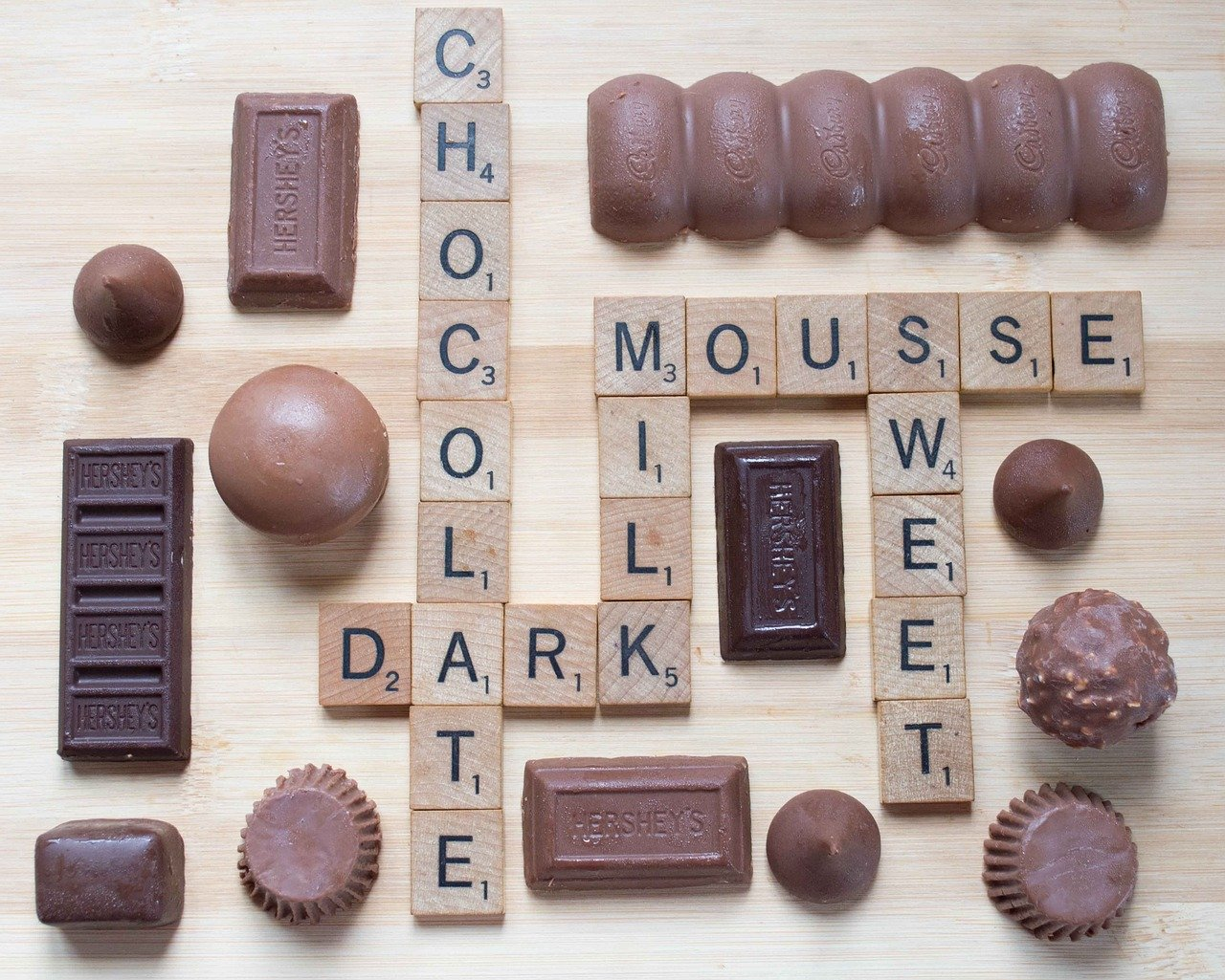Long-tail keywords are king, like 'French dark chocolate mousse cake frosting' instead of just 'chocolate'.